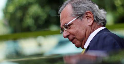 Placeholder - loading - Imagem da notícia Brasil deve entrar na OCDE em um ano, prevê Guedes