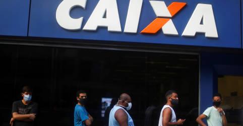 Placeholder - loading - Governo planeja IPO de banco digital da Caixa criado após crise, indica Guedes