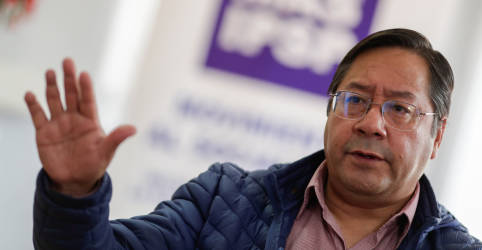 Placeholder - loading - Imagem da notícia EXCLUSIVO-Presidente eleito da Bolívia diz que Morales não desempenhará papel no governo
