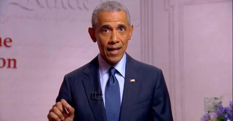 Placeholder - loading - Imagem da notícia Após manter-se discreto, Obama estreará em campanha de Biden à Casa Branca