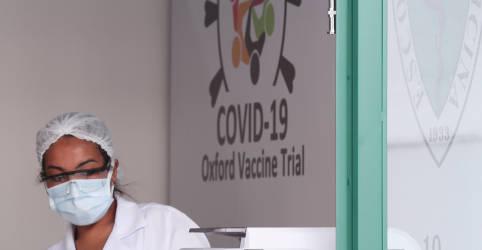 Placeholder - loading - Testes com vacina de Oxford seguem; fonte indica que voluntário que morreu recebeu placebo