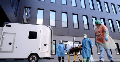 Placeholder - loading - Imagem da notícia Disparada de casos novos de coronavírus pressiona hospitais europeus