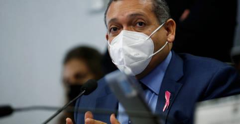 Placeholder - loading - Imagem da notícia CCJ do Senado aprova indicação de Kassio Nunes ao STF