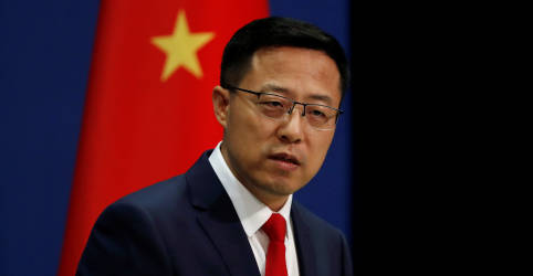 Placeholder - loading - Imagem da notícia China diz que EUA intimidam países a tomarem partido e que tentativa não funcionará