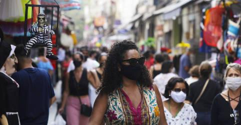 Placeholder - loading - Confiança do consumidor no Brasil cai em outubro pela primeira vez em 6 meses, diz FGV