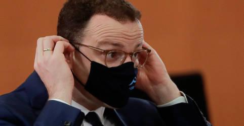 Placeholder - loading - Ministro da Saúde da Alemanha espera vacina contra Covid-19 para início de 2021, diz Spiegel