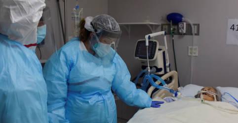 Placeholder - loading - Imagem da notícia EUA têm segundo maior número diário de infecções de Covid-19 desde início da pandemia