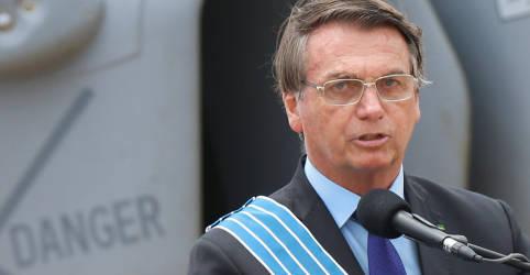 Placeholder - loading - Forças Armadas estarão sempre prontas para garantir liberdade, diz Bolsonaro