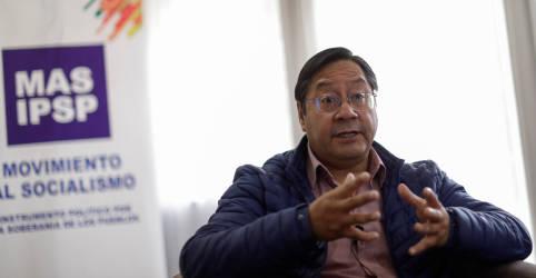 Placeholder - loading - Governo brasileiro parabeniza socialista Luis Arce por vitória eleitoral na Bolívia