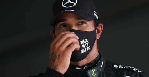 Placeholder - loading - Imagem da notícia Hamilton faz a pole em Portugal