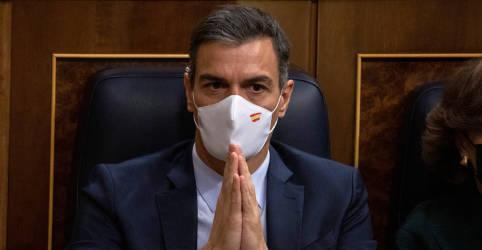 Placeholder - loading - Imagem da notícia Espanha decreta novo estado de emergência em luta contra Covid-19
