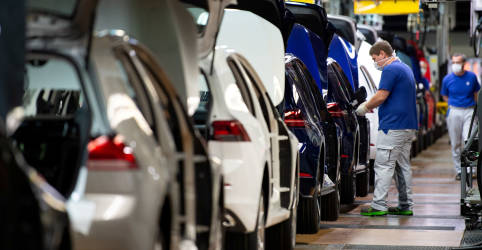 Placeholder - loading - Governo da Alemanha passa a ver contração do PIB de 5,5% em 2020, diz fonte