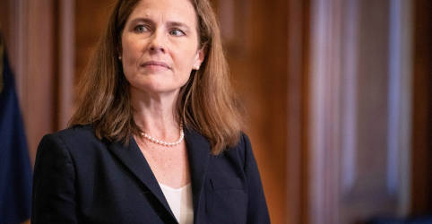 Placeholder - loading - Imagem da notícia Senado dos EUA aprova nomeação de Amy Barrett para Suprema Corte