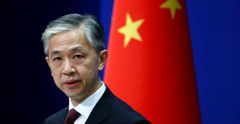 Placeholder - loading - China diz que tomará medidas necessárias por venda de armas dos EUA a Taiwan