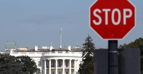 Placeholder - loading - Casa Branca diz que acordo sobre ajuda por Covid-19 pode sair nas 'próximas semanas'