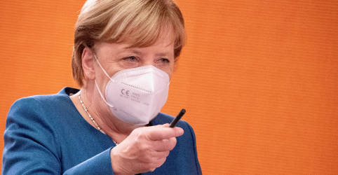 Placeholder - loading - Imagem da notícia Alemanha adotará lockdown de um mês em reação a disparada de coronavírus