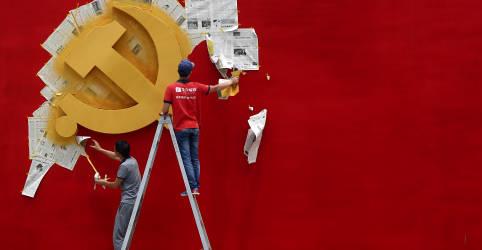 Placeholder - loading - China busca crescimento sustentado e saudável nos cinco anos até 2025