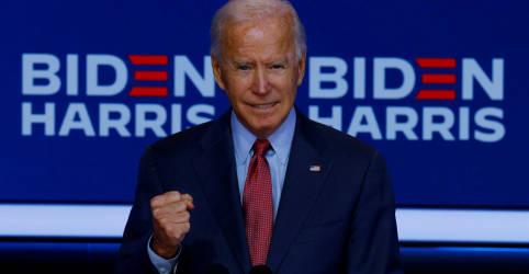 Placeholder - loading - EXCLUSIVO–Eleito, Biden consultaria aliados sobre futuro de tarifas à China, dizem assessores