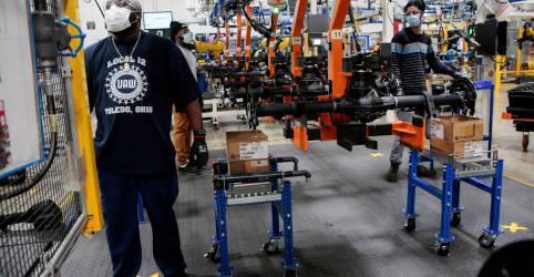 Placeholder - loading - Economia dos EUA tem crescimento recorde de 33,1% no 3º tri