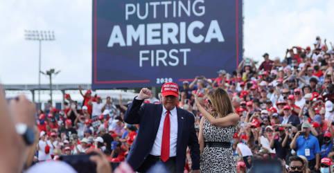 Placeholder - loading - Imagem da notícia Em comícios no crucial Estado da Flórida, Trump e Biden mostram seus contrastes