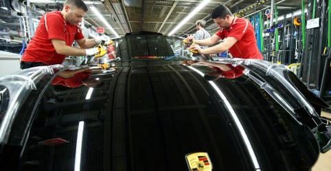 Placeholder - loading - Economia da Alemanha cresce recorde de 8,2% no 3º trimestre