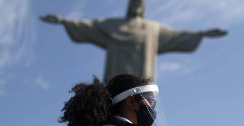 Placeholder - loading - Máscaras, distanciamento e muitos infectados: como Covid-19 tem perdido força no Brasil