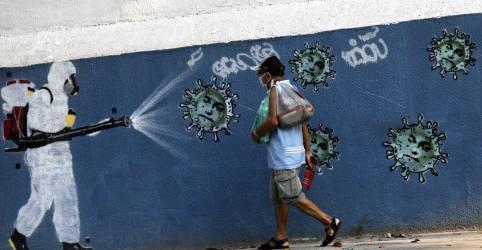 Placeholder - loading - Imagem da notícia Brasil registra 508 novas mortes por Covid-19 e total vai a 159.477