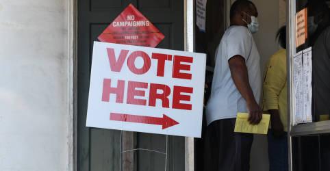 Placeholder - loading - Imagem da notícia Votação antecipada nas eleições dos EUA chega a 90 milhões