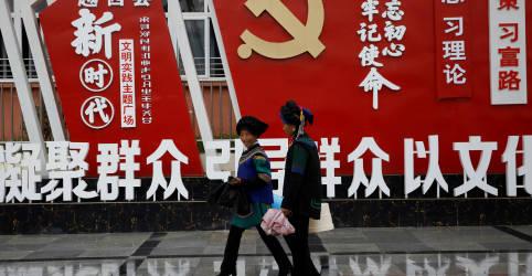 Placeholder - loading - Imagem da notícia China vai acelerar ajustes contracíclicos da economia nos próximos 5 anos, diz Xinhua