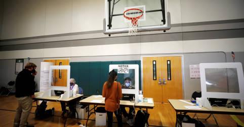 Placeholder - loading - Ansiosos, norte-americanos vão às urnas em uma das eleições mais polarizadas da história