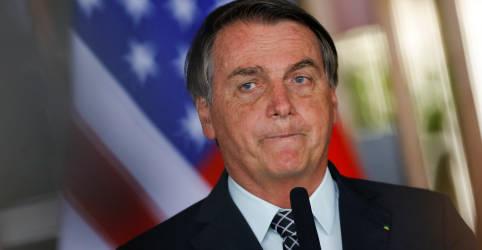 Placeholder - loading - Bolsonaro é aconselhado a esperar resultado oficial de eleição nos EUA para se manifestar