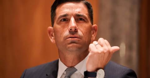 Placeholder - loading - Não há evidência de que agente estrangeiro comprometeu votos, diz chefe da Segurança Interna dos EUA