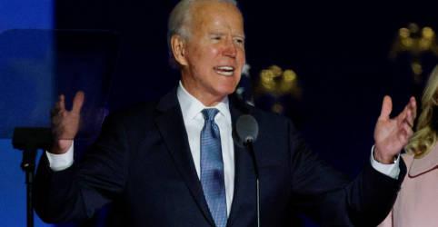 Placeholder - loading - Campanha de Biden diz ter advogados prontos se Trump levar eleição à Justiça