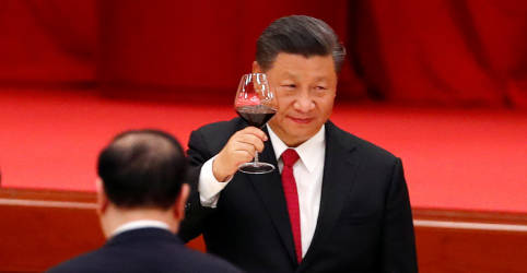 Placeholder - loading - Importações acumuladas da China vão superar US$22 tri na próxima década, diz presidente Xi