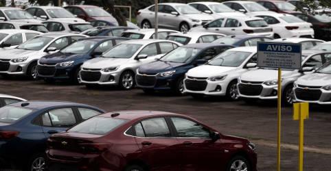 Placeholder - loading - Venda de veículos sobe em outubro ante setembro, diz Fenabrave