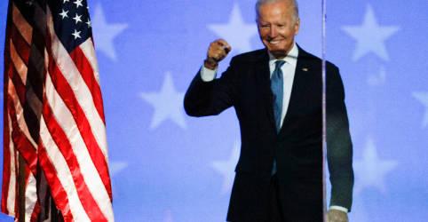 Placeholder - loading - Campanha de Biden diz que democrata caminha para vencer eleição