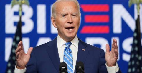 Placeholder - loading - Biden diz estar confiante em conquistar Presidência dos EUA