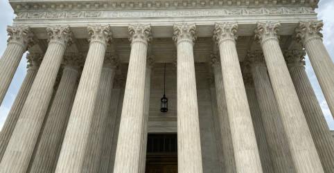 Placeholder - loading - Suprema Corte dos EUA pode não ter palavra final sobre eleição, apesar da ameaça de Trump