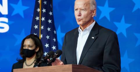 Placeholder - loading - Biden diz que vai ganhar eleição dos EUA e pede paciência durante apuração