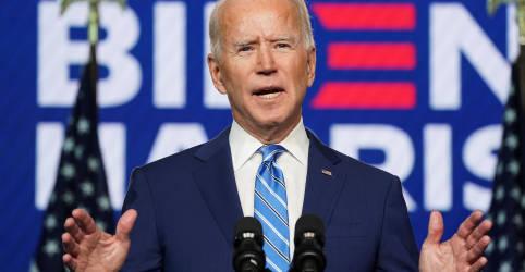 Placeholder - loading - Vantagem de Biden na Pensilvânia cresce para 9.027 votos, diz Edison Research