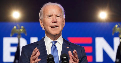 Placeholder - loading - Biden está prestes a ganhar eleição nos EUA, à medida que vantagem sobre Trump cresce