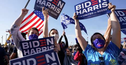 Placeholder - loading - Imagem da notícia PERFIL-Biden, figura histórica da política dos EUA, finalmente ganha seu prêmio