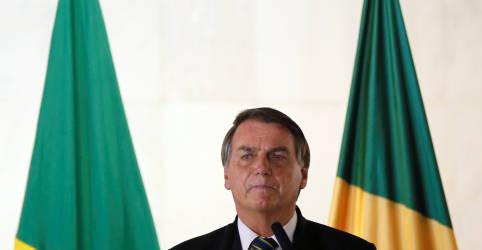 Placeholder - loading - Em live, Bolsonaro fala sobre Amapá, eleições municipais, mas não de Biden