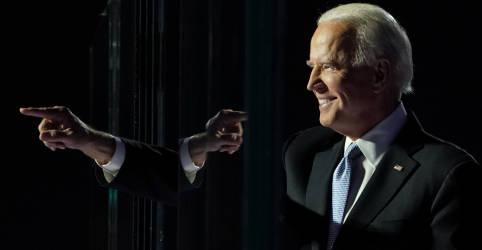 Placeholder - loading - Imagem da notícia Biden declara vitória e promete unificar nação profundamente dividida