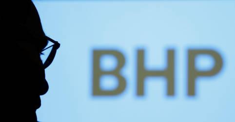 Placeholder - loading - Imagem da notícia Juiz inglês extingue ação de US$6,6 bi contra BHP por barragem no Brasil
