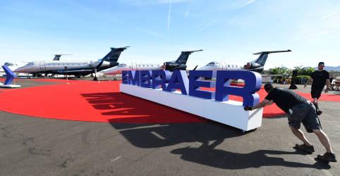 Placeholder - loading - Embraer tem prejuízo de US$121 mi no 3º tri