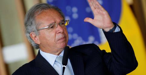 Placeholder - loading - Guedes defende recomposição de eixo político para governo avançar em privatizações