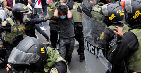 Placeholder - loading - Novo premiê do Peru promete estabilidade; tumulto político ameaça recuperação