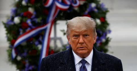 Placeholder - loading - Trump persiste em batalha jurídica na esperança de reverter vitória de Biden