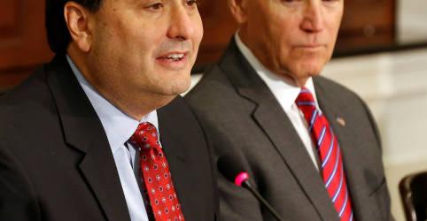 Placeholder - loading - Biden nomeia conselheiro Ron Klain como chefe de gabinete